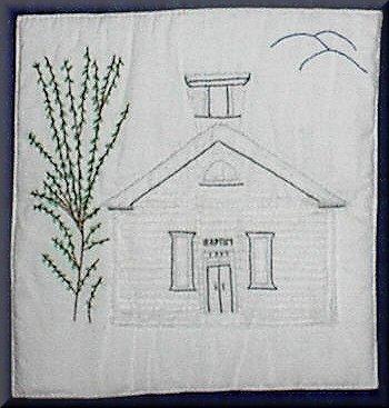 Old School Baptist Meeting House