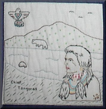 Chief Tongoras