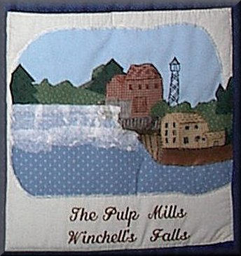 The Pulp Mill at Winchell's Falls