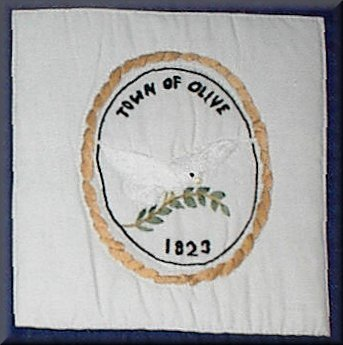 town of olive 1823