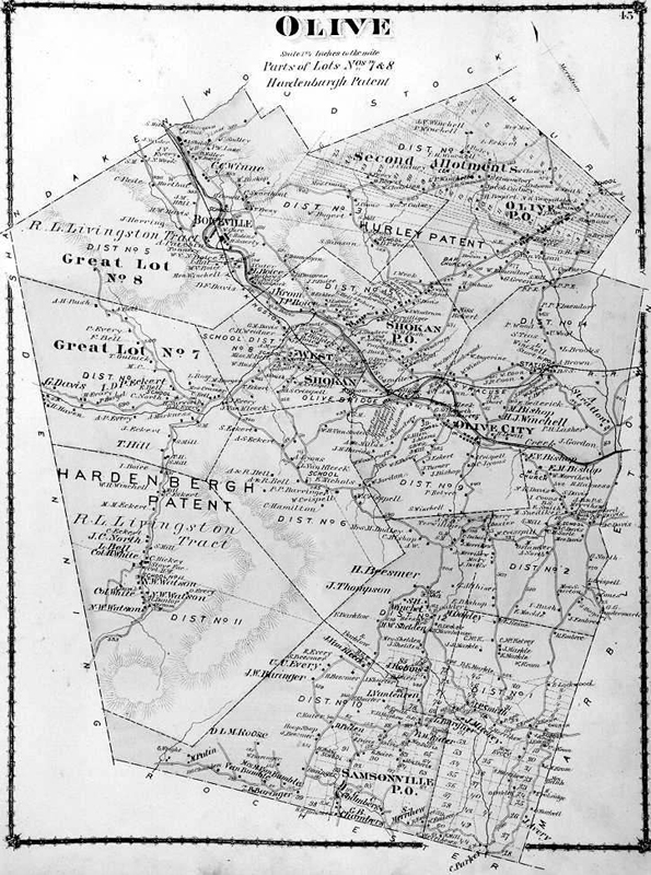 town-of-olive-ny-map-archive2
