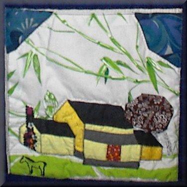 Peter Winchel Home on Ticenteneyck Mountain